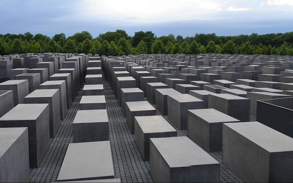 German far-right wants place on board of Berlin's national Holocaust memorial