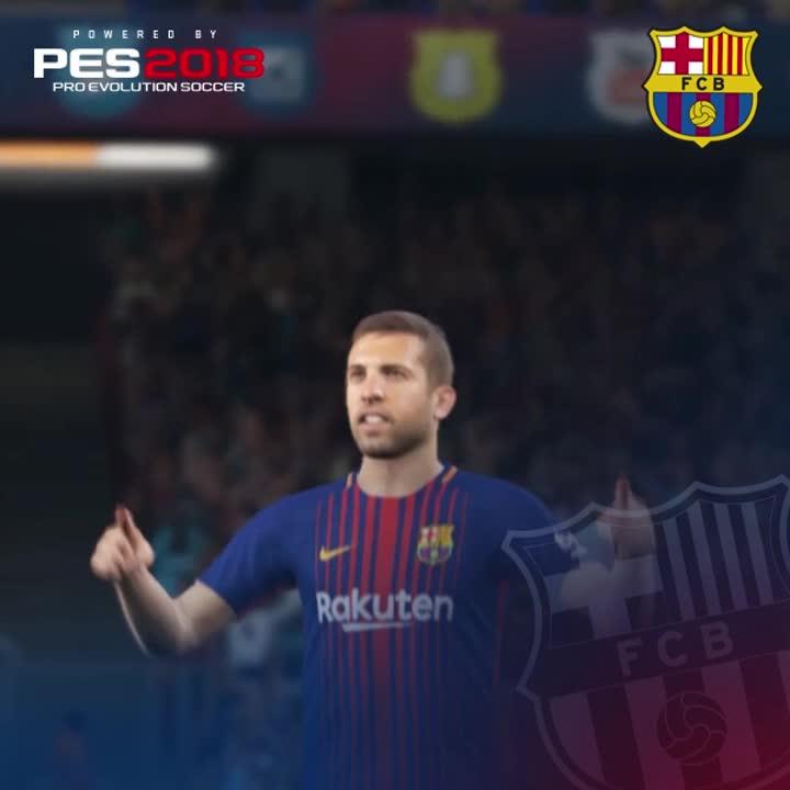 28: ⚽⚽⚽ GOOOAAAAALLLL! Jordi Alba makes it 3-0!!!! #CopaBarça https://t.co/awoEQBftmi