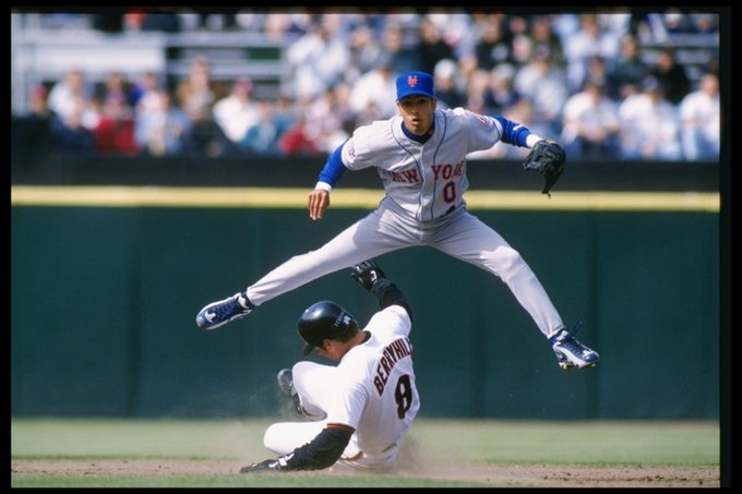 Mets: Rey Ordóñez turns 47 and reminds us of 1999  via