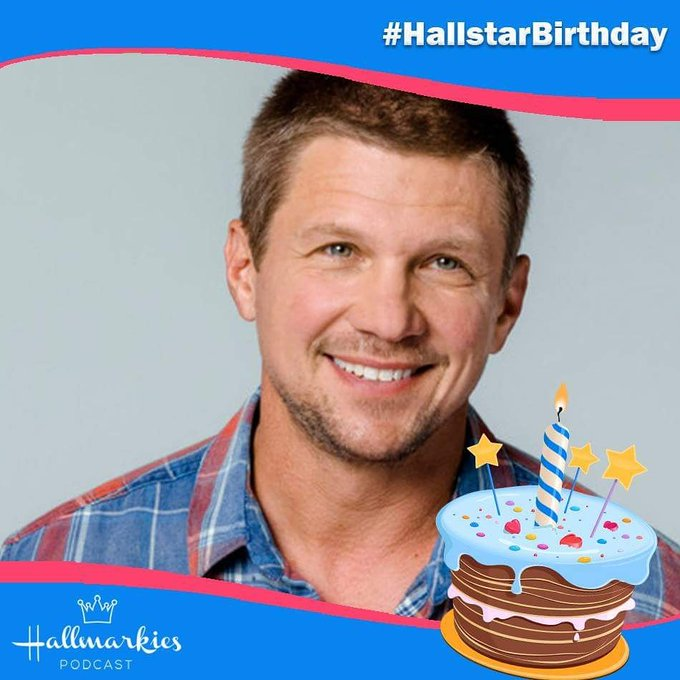 Happy Birthday to one of the stars of Miss Christmas Marc Blucas!