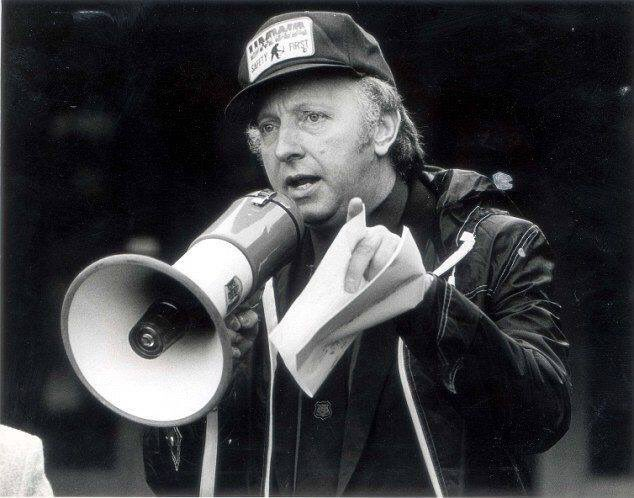 Happy 80th Birthday Arthur Scargill  Inspiration to a generation