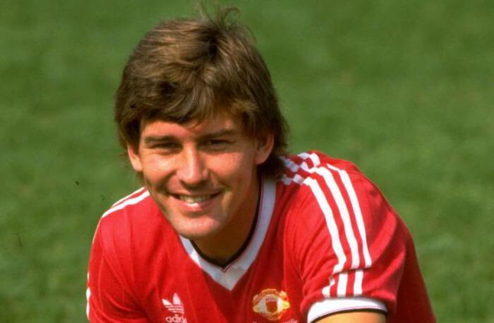 Happy Birthday Bryan Robson: Captain Marvel..