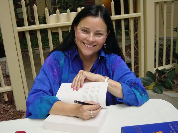 Happy birthday, Diana Gabaldon Here\s to many more!