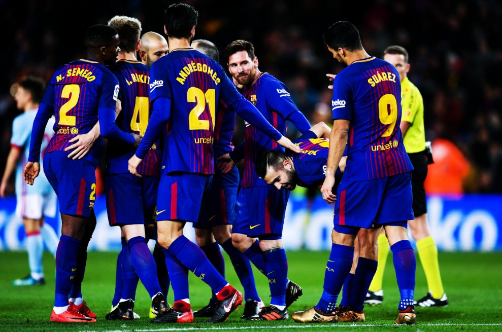 29 partidos consecutivos sin d champions league