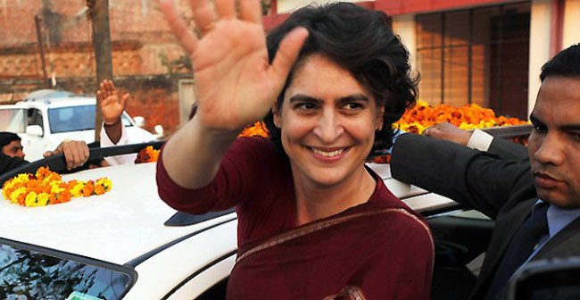 From everyone at we wish Priyanka Gandhi Vadra a very Happy Birthday!