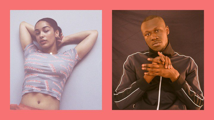 Listen to @jorjasmith and @stormzy1's new single 'Let Me Down.'  https://t.co/4zr39d3IE0 https://t.co/IhFFojFfAY