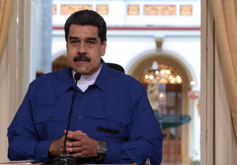Motorcycle gunmen kill pro-government legislator in Venezuela