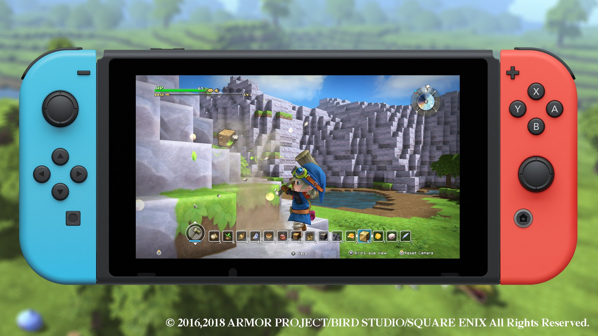 A demo for #DQBuilders is now available to download in Nintendo eShop for #NintendoSwitch! https://t.co/MGummTRM2S https://t.co/SyqeFR42pv