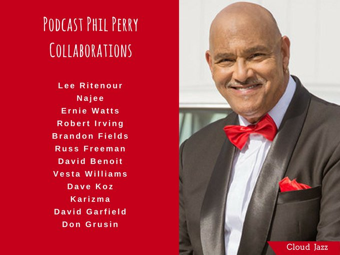 Happy Birthday Phil Perry!! El vocalista Phil Perry cumple 66 años. Le dedicamos podcast: