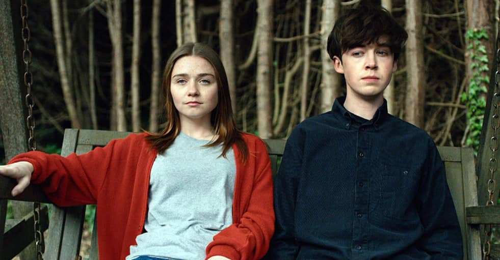 The End of the F***ing World might be the best show on Netflix. https://t.co/wO2QMRtdDI https://t.co/5CPRRZUrHh