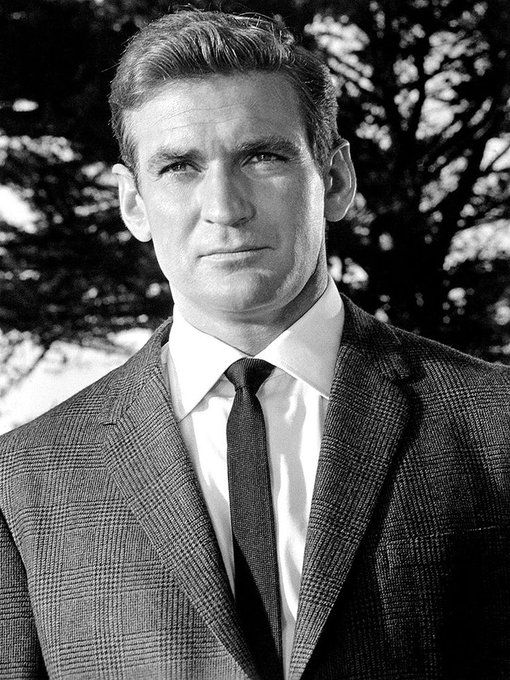Happy Birthday to Rod Taylor!