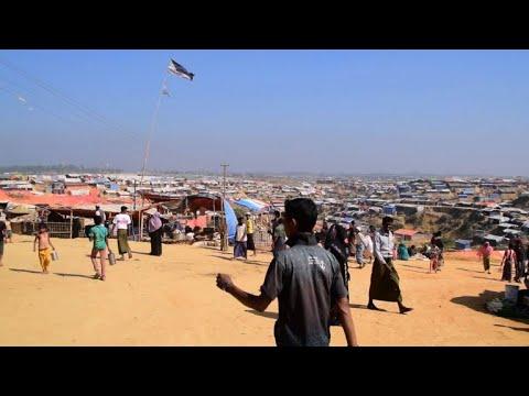 Survivors say victims of Rohingya killings civilians