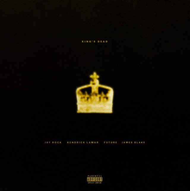 "Jay Rock shares new song ""King's Dead,"" featuring Kendrick Lamar, Future, and James Blake. https://t.co/ZXOfGfz6aE https://t.co/fxuORtjSi8"