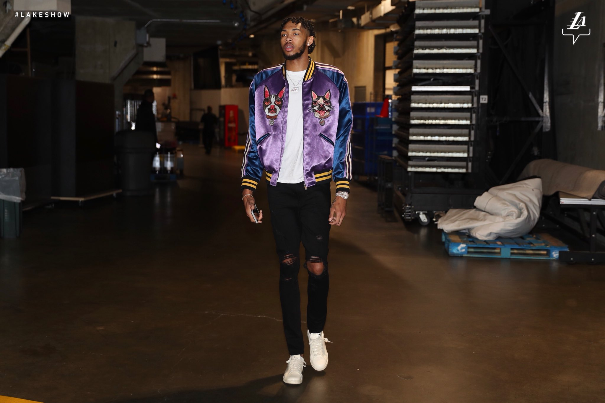 Style Points #LakeShow https://t.co/UdKfwxp0F9