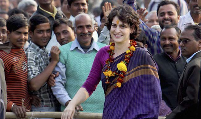 A very happy birthday to Mrs. Priyanka Gandhi Vadera