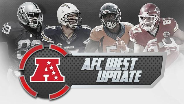 Catch up on coaching changes throughout our division.  AFC West Update: https://t.co/H1yOEomOQO https://t.co/UXlkE8Cr0g