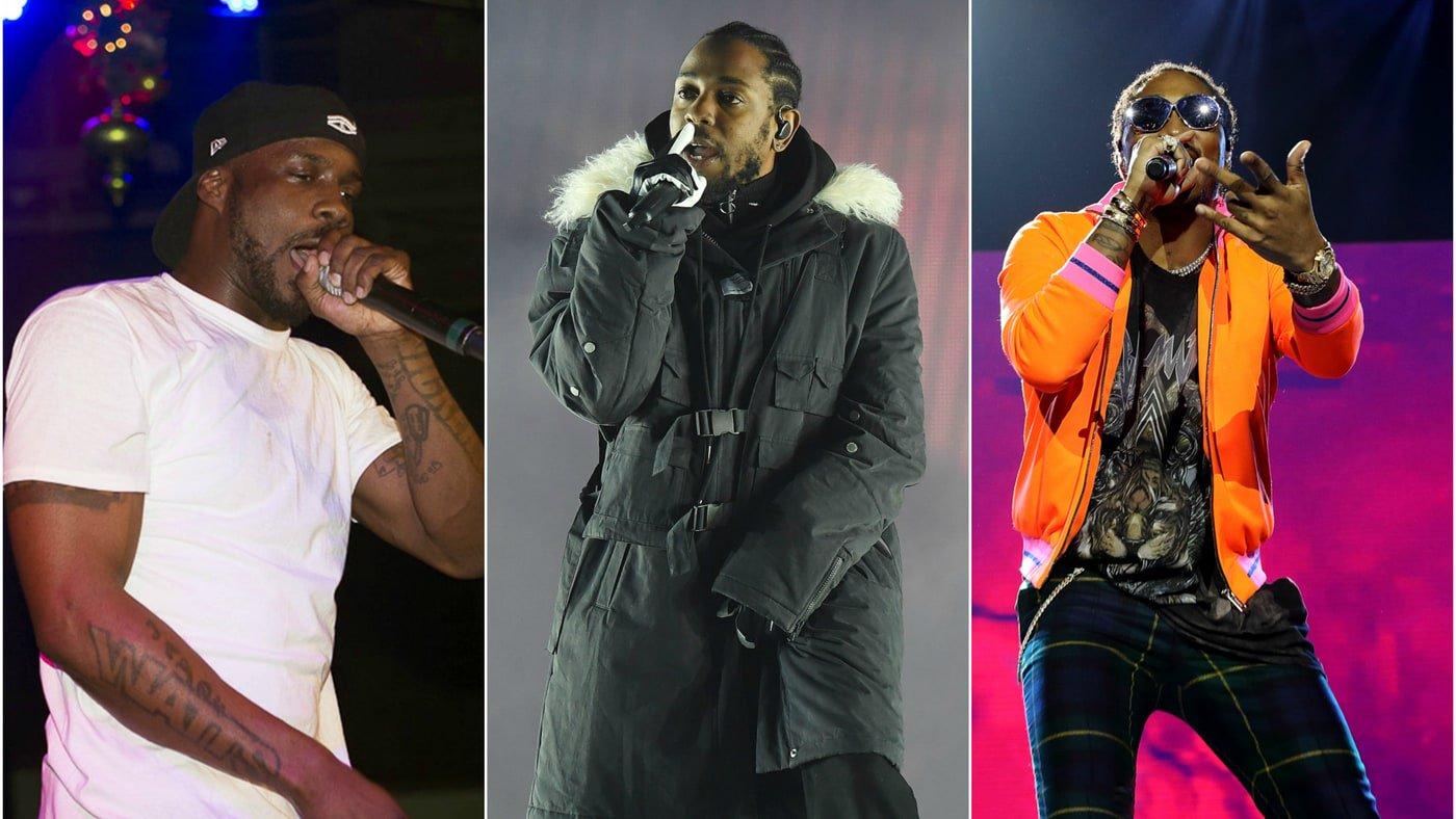 Kendrick Lamar, Future, James Blake team on Jay Rock's 'King's Dead' https://t.co/vvi61EX8SZ https://t.co/falTzaMw1J