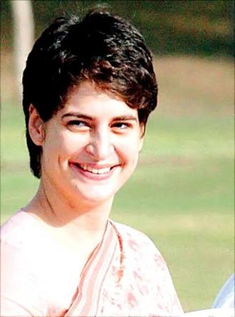 A very Happy Birthday to Smt. Priyanka Gandhi Vadra.