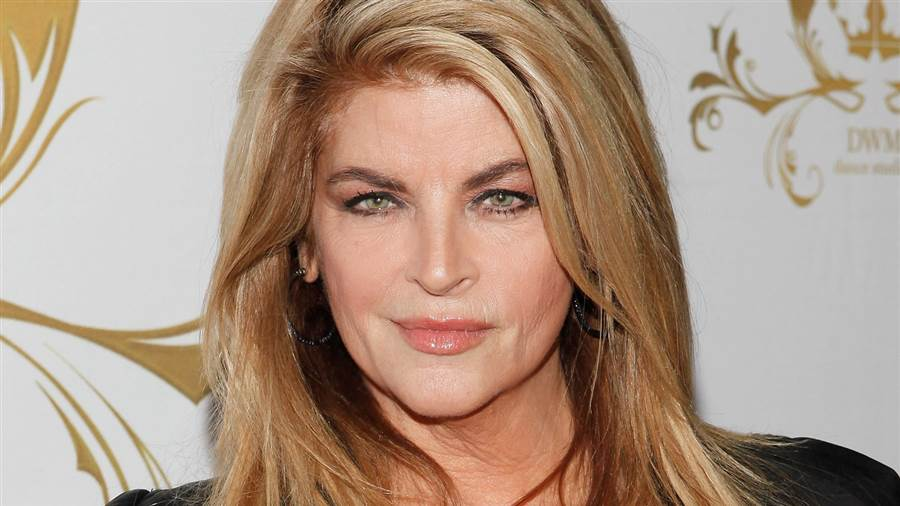 Happy Birthday Kirstie Alley! You are a great actress