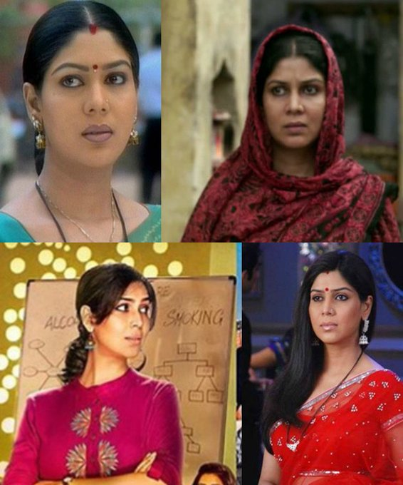 Happy Birthday Sakshi Tanwar: Kahaani Ghar Ghar Kii to Dangal, how the actor redefines \BOLD and BEAUTIFUL\