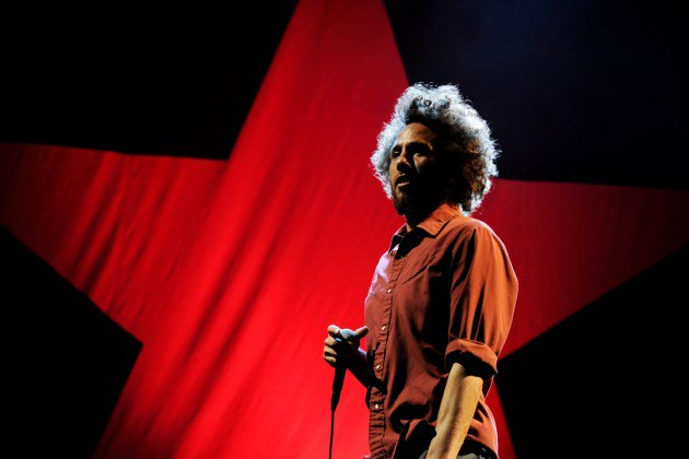 Happy Birthday \Zack de la Rocha\ Band: Rage Against The Machine Age: 48