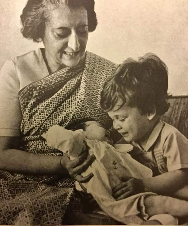 A very happy birthday to Smt. Priyanka Gandhi Vadra!
