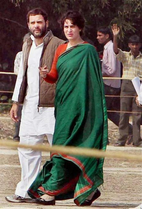 A very Happy Birthday to Smt. Priyanka Gandhi Vadra!