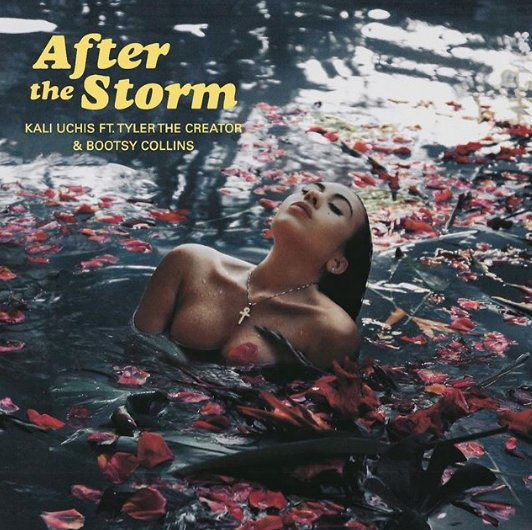 """Kali Uchis shares """"After the Storm,"""" featuring Tyler, the Creator and Bootsy Collins. https://t.co/Xo2XSDqPx2 https://t.co/0Y2QInnc9X"""