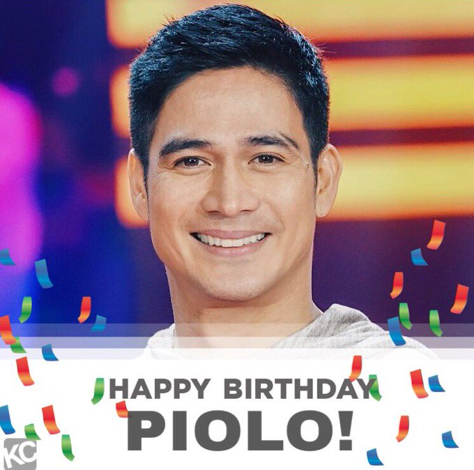 Happy birthday Mr. Piolo Pascual ! Kapamilya Community loves you.