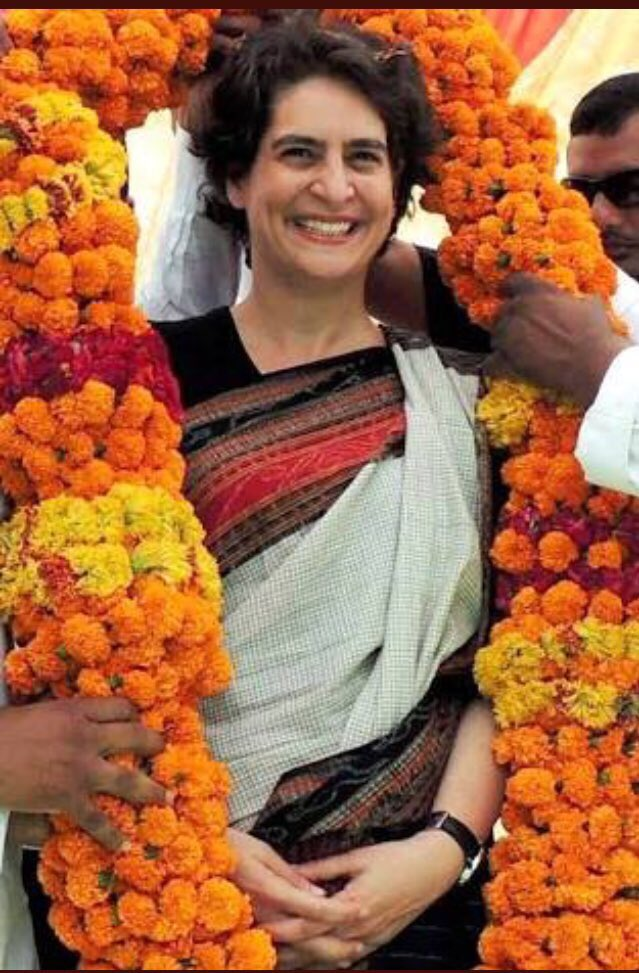 Wishing Priyanka Gandhi Vadra a very Happy Birthday mam  Many many returns of the day