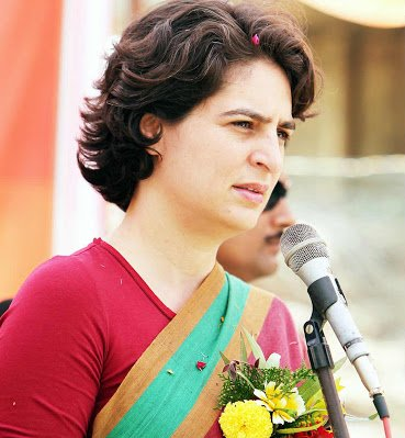 Wish u a very happy birthday Priyanka Gandhi ji