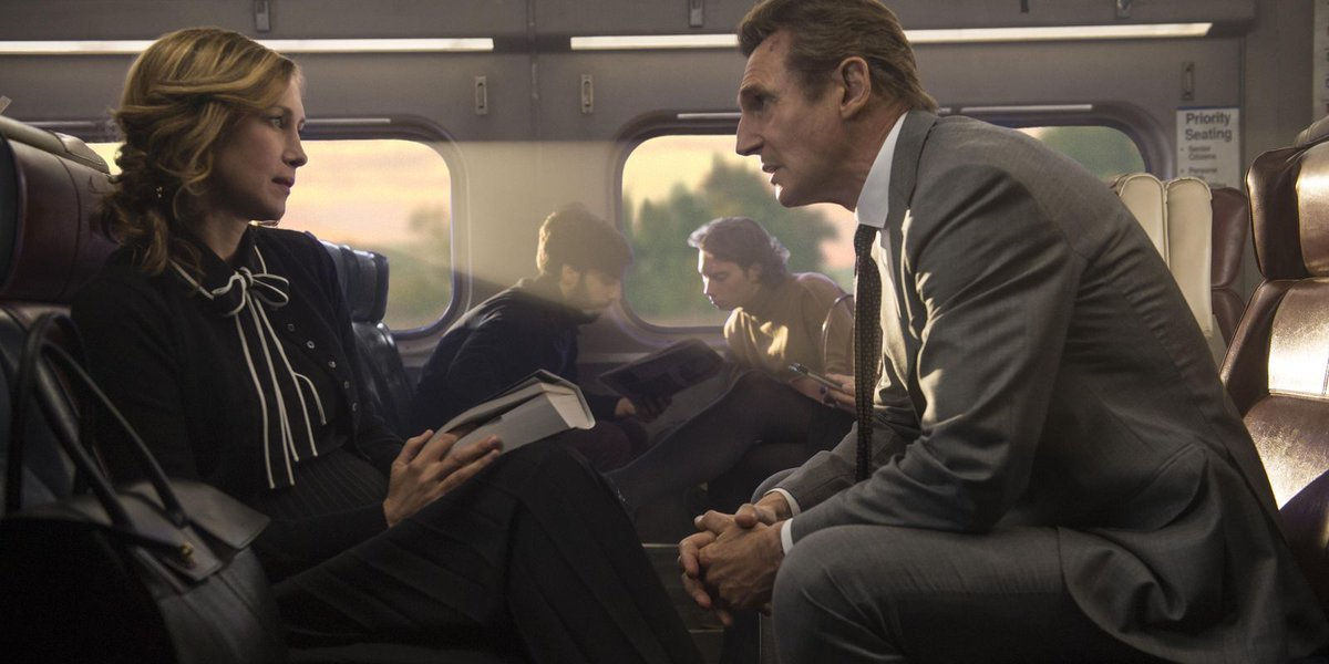 Review: Don't commit to Liam Neeson in 'The Commuter'