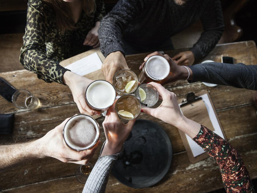 9 Not-Boring Drinks to Order at the Bar During Dry January