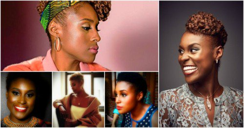 Happy Birthday to Issa Rae (born January 12, 1985)