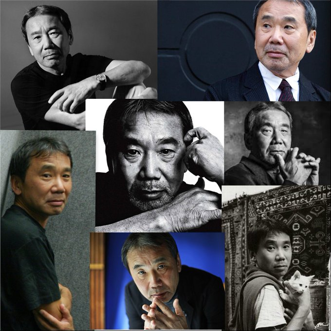 Happy birthday Haruki Murakami!!!