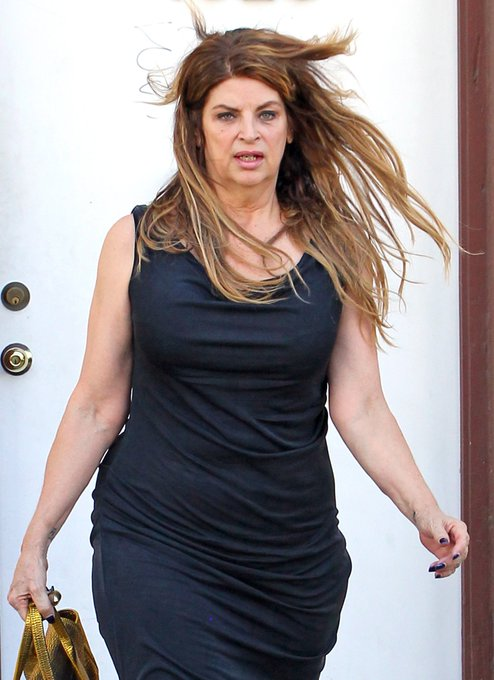Happy Birthday to Kirstie Alley, who turns 67 today!