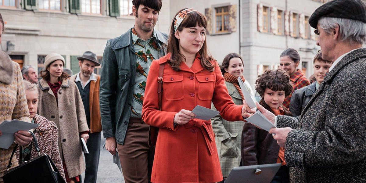 Review: 'Divine Order' looks at feminism on the rise
