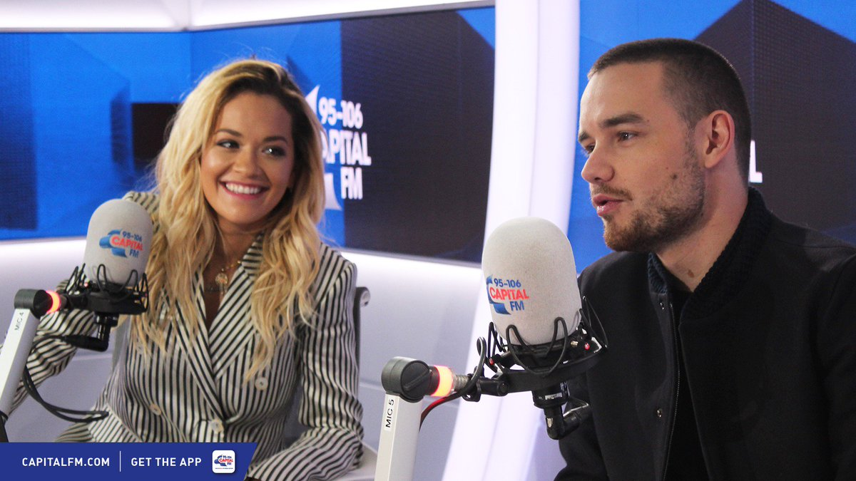 RT @CapitalOfficial: These guys, too cute. ???? @LiamPayne and @RitaOra ???? #ForYou  https://t.co/du34QSITuE https://t.co/gEavbdtJnK
