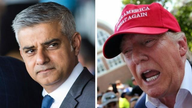 London mayor: Trump 'got the message' that he's not welcome here https://t.co/wRd4XL4sWs https://t.co/3VuS3YFLGB