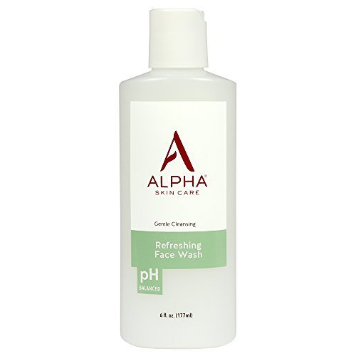 Alpha Skin Care – Refreshing Face Wash, Gentle Cleanser, Restores Ideal PH,...