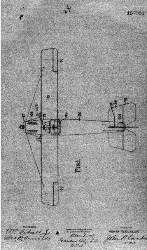 test Twitter Media - #Patent #acenturyago  Publication date Jan. 12, 1918 CA187,381 #Triplane  Klecker Henry https://t.co/h8kJlRrMay