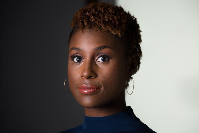 Happy birthday to the beautiful  actress & star of \Insecure\, Issa Rae!