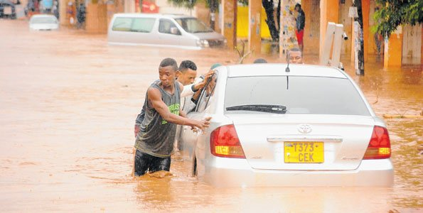 2,600 homeless after heavy rains