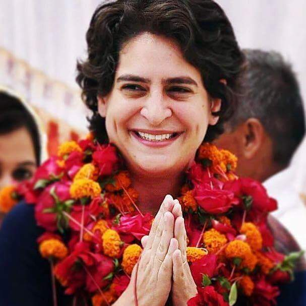 Happy birthday priyanka gandhi g