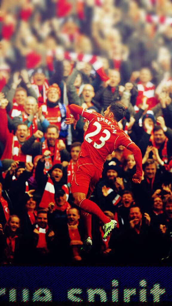 Happy 24th birthday Emre Can                Reds      1