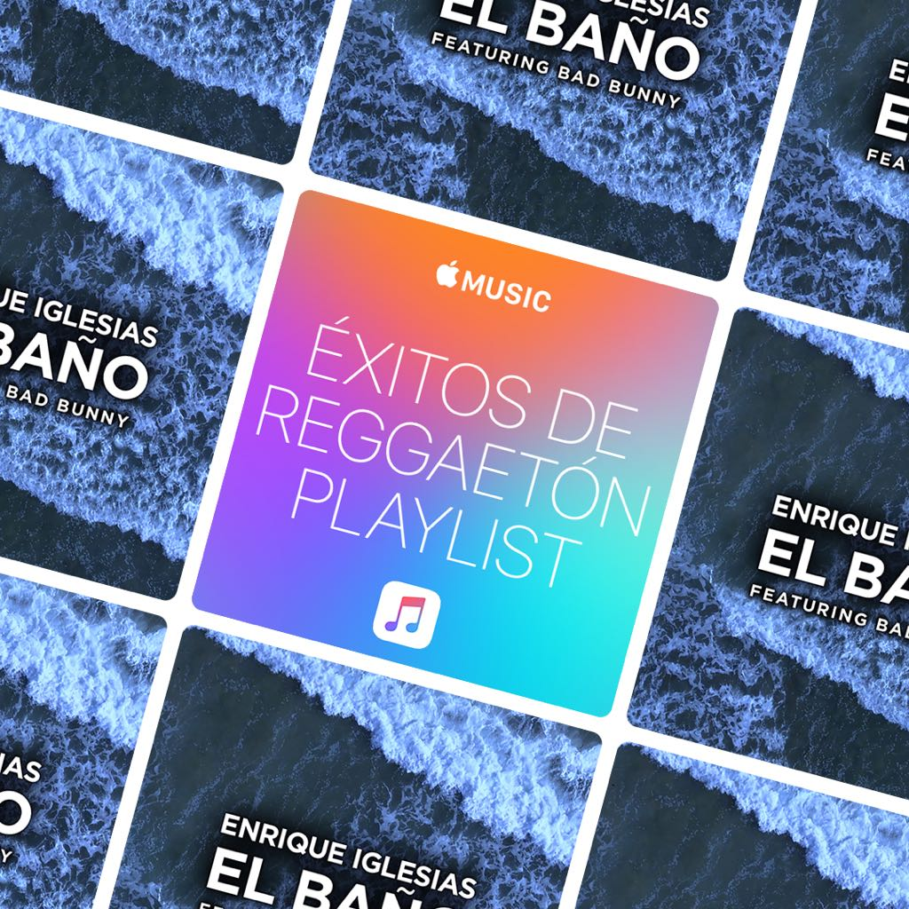 Listen to #ELBAÑO feat. @BadBunnyPR on #ExitosdeReggaeton @AppleMusic https://t.co/owraf52VJF https://t.co/hDhGQuP2GY
