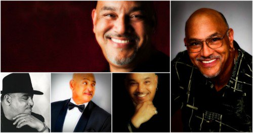 Happy Birthday to Phil Perry (born January 12, 1952)