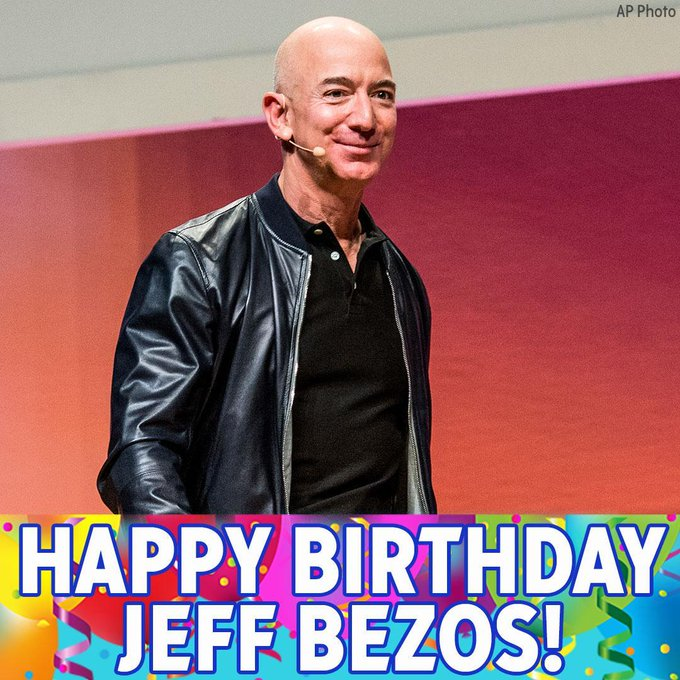 Happy Birthday to founder and CEO