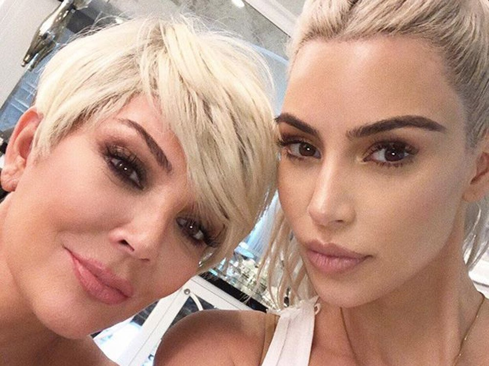 Kim Kardashian West Calls Out A Publication For Body-Shaming Kris Jenner