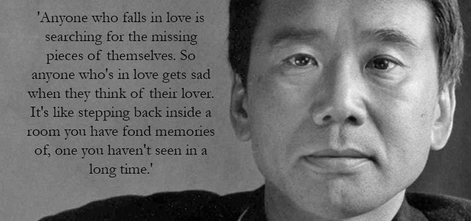 Happy Birthday to Haruki Murakami - here are some of our favourite bits of Murakami wisdom